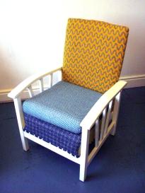 1930s recliner