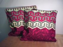 Ankara Cushions