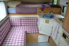 Caravan Cushions 2