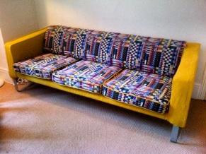IKEA Sofa Loose Covers