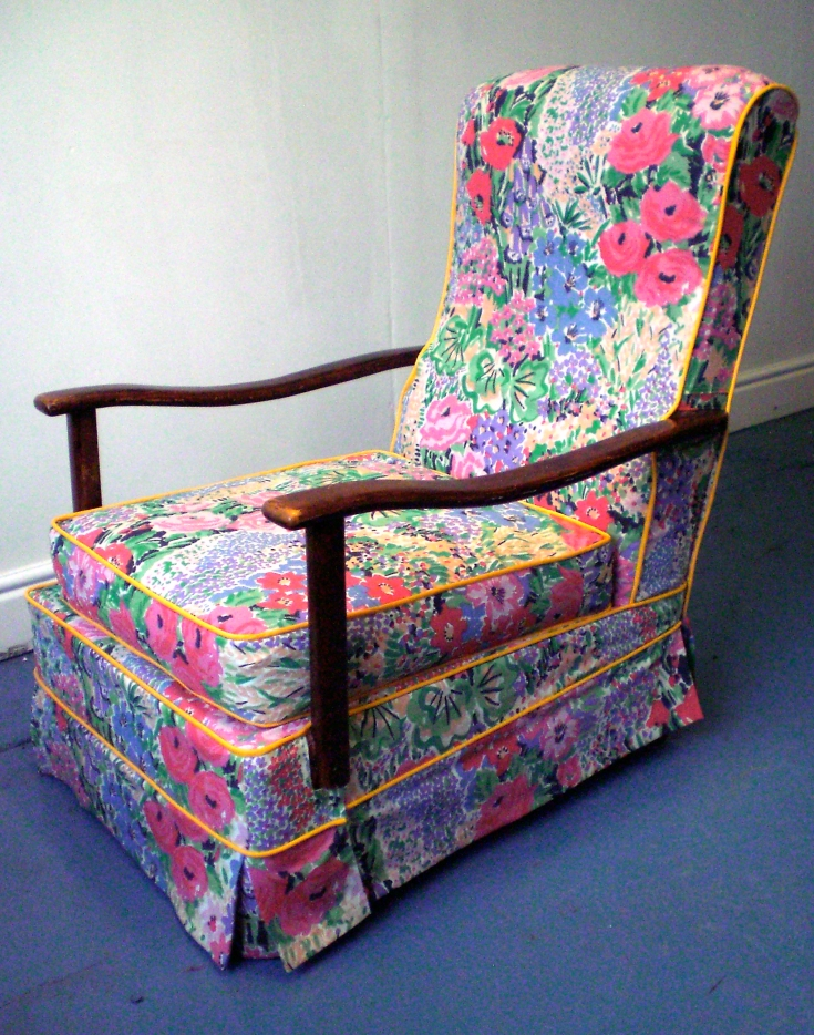 Rocking Chair Loose Covers
