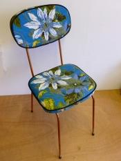 Steel Frame Chair