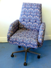 Swivel Chair - William Morris