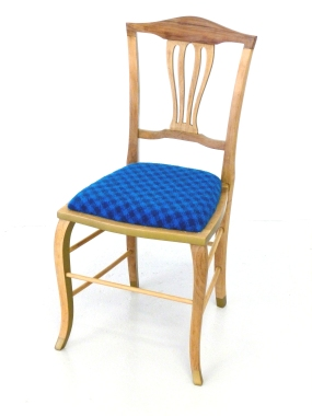 Tartan Chair after 4