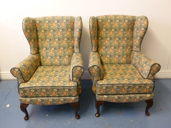William Morris Wingbacks